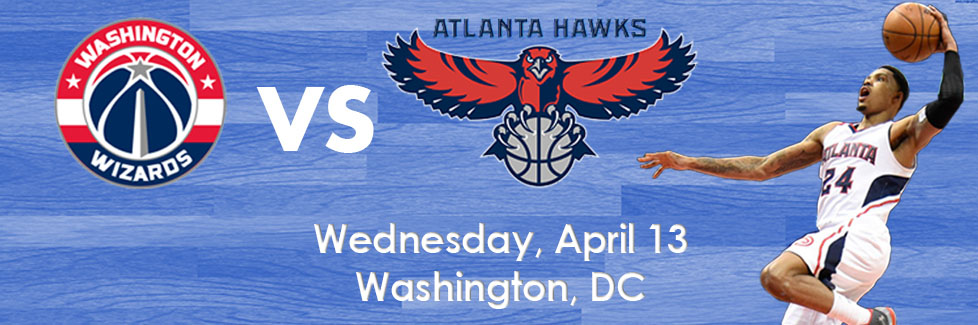 Wizards vs. Hawks